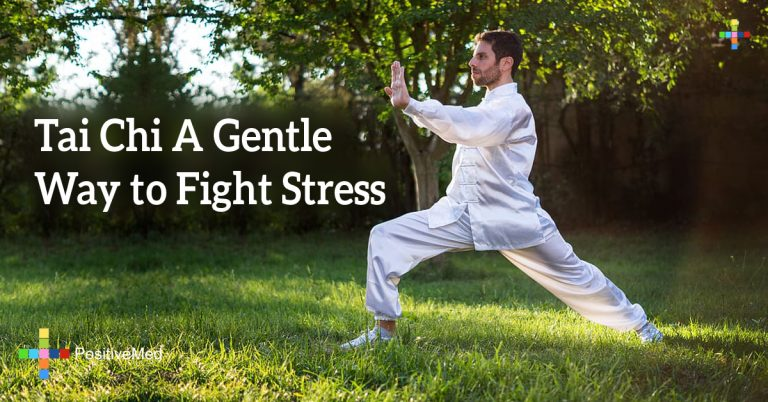Tai chi A gentle way to fight stress
