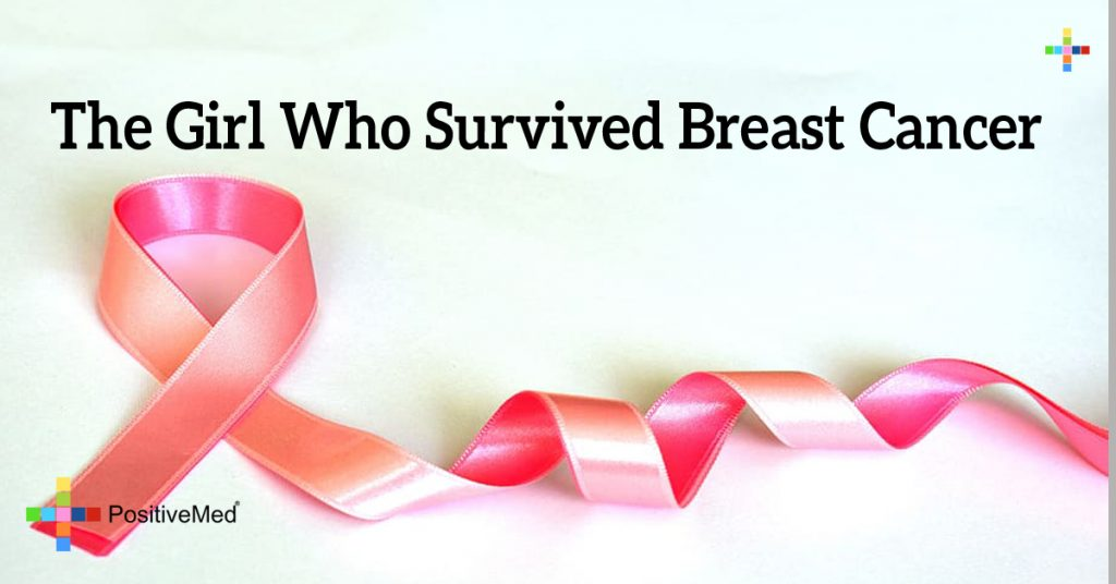 The Girl Who Survived Breast Cancer