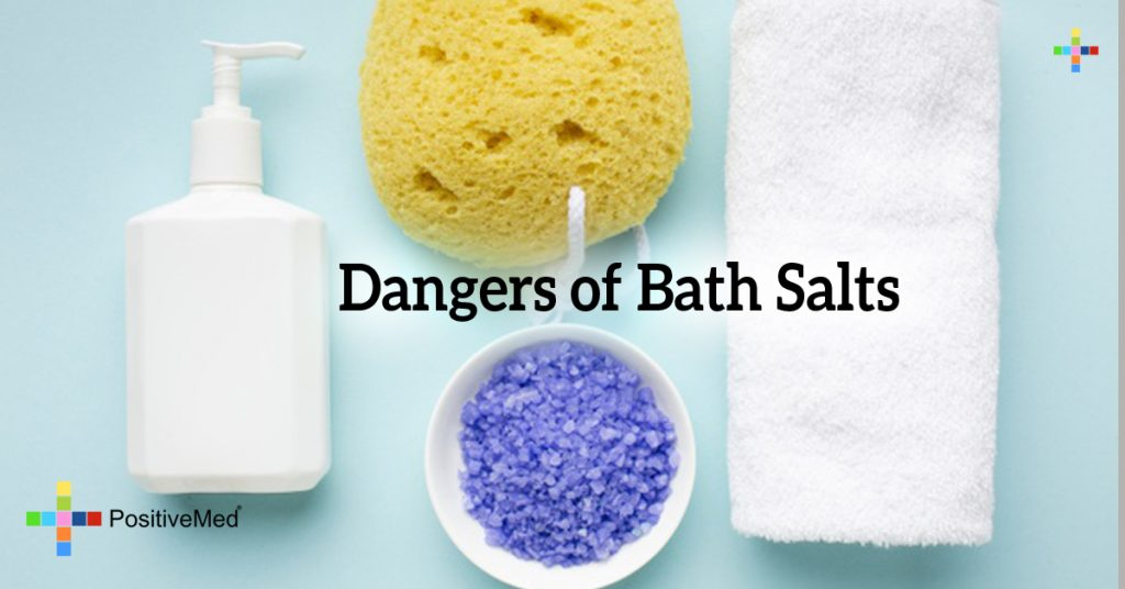 Dangers of Bath Salts