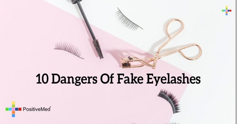 10 Dangers of fake eyelashes