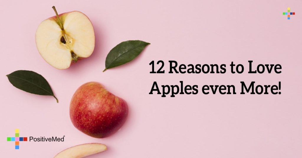 12 Reasons to Love Apples even More!