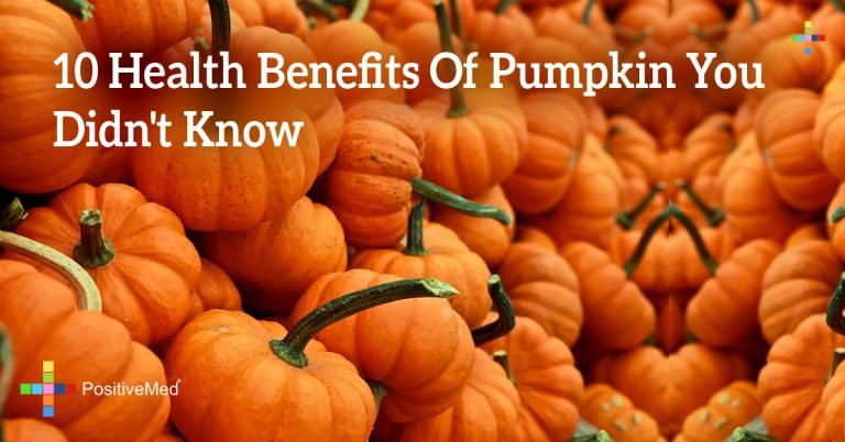 10 Health Benefits of Pumpkin you didn't know
