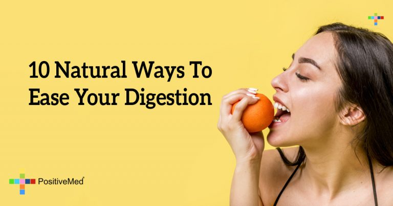 10 Natural Ways to Ease Your Digestion