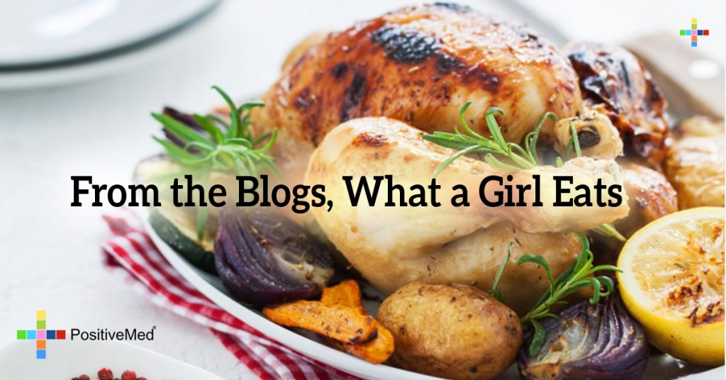 From the Blogs, What a Girl Eats