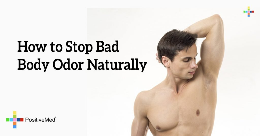 How to Stop Bad Body Odor Naturally
