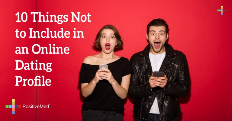 10 Things Not to Include in an Online Dating Profile