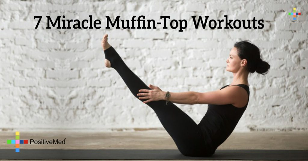 7 Miracle Muffin-Top Workouts