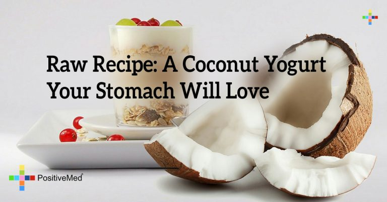 Raw Recipe: A Coconut Yogurt Your Stomach Will Love