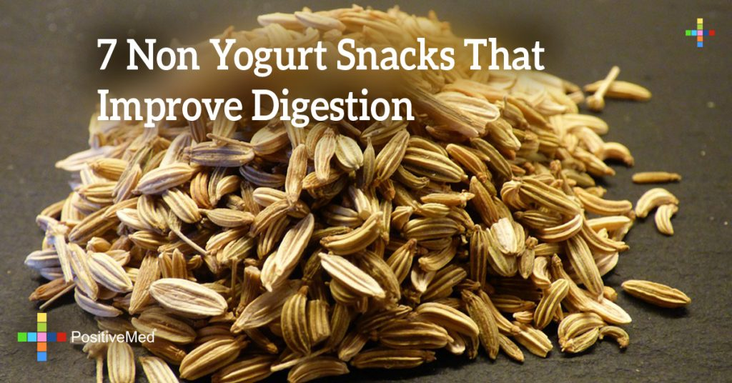 7 Non Yogurt Snacks That Improve Digestion