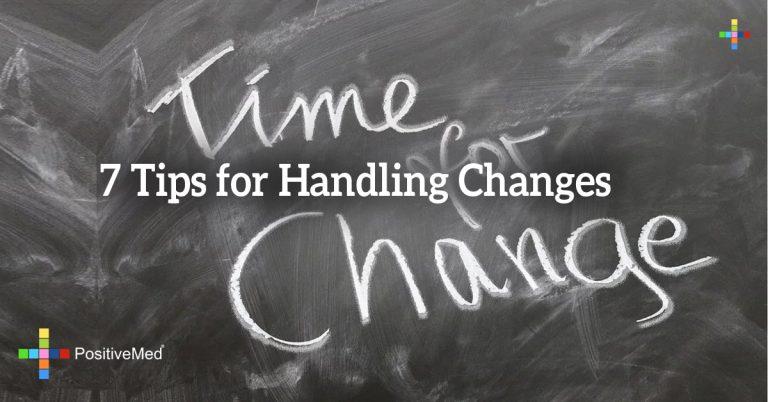 7 Tips for Handling Changes