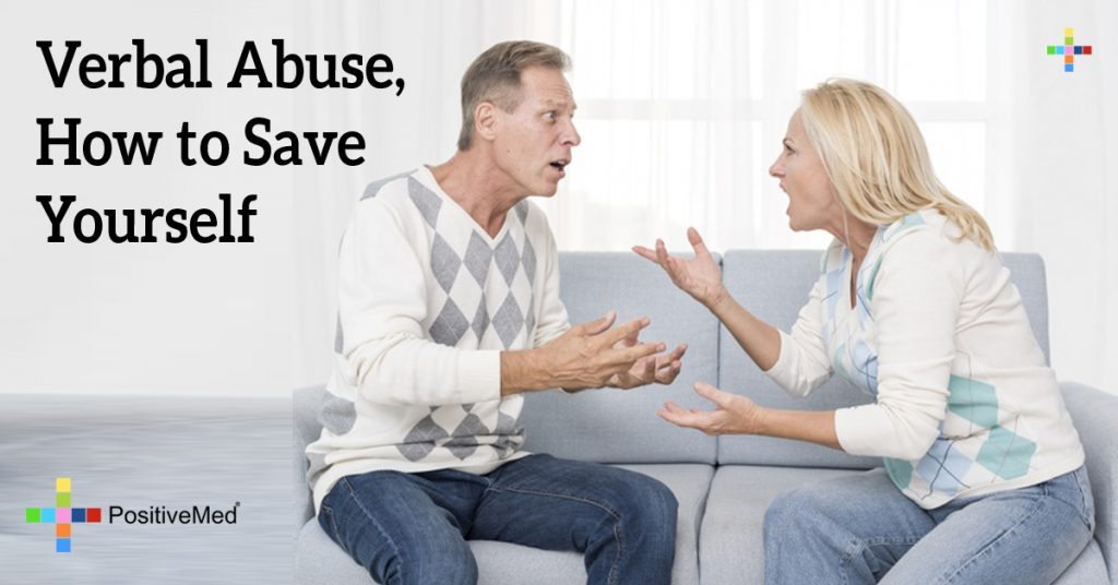 Verbal Abuse, How to Save Yourself