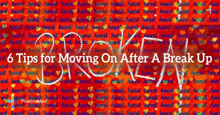 6 Tips for Moving On After A Break Up