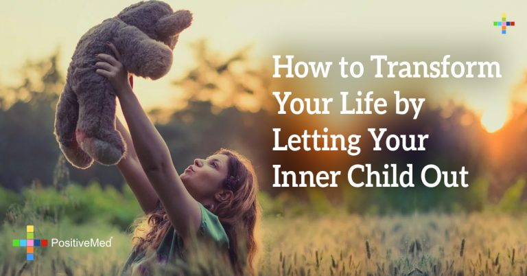 How to Transform Your Life by Letting Your Inner Child Out