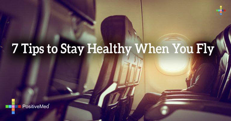 7 Tips to Stay Healthy When You Fly
