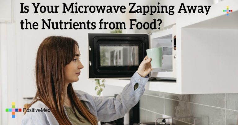 Is Your Microwave Zapping Away the Nutrients from Food?