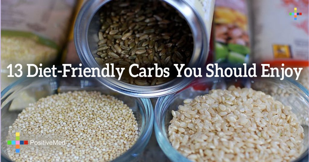 13 Diet-Friendly Carbs You Should Enjoy
