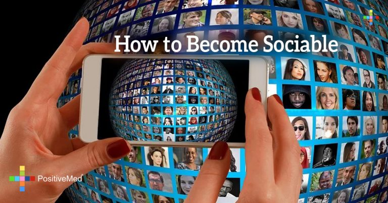 How to Become Sociable