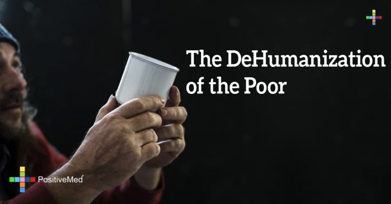 The DeHumanization of the Poor