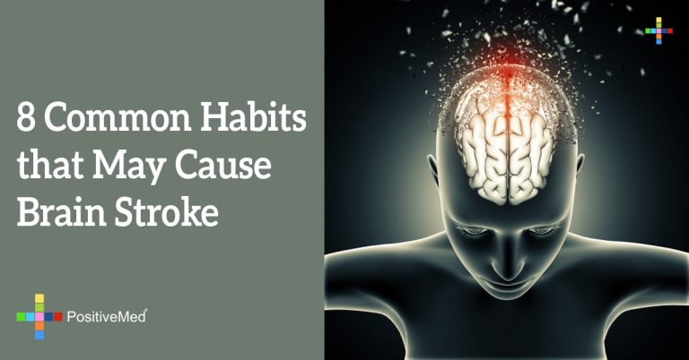 8 Common Habits that May Cause Brain Stroke