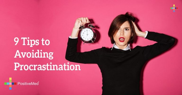 9 Tips to Avoiding Procrastination