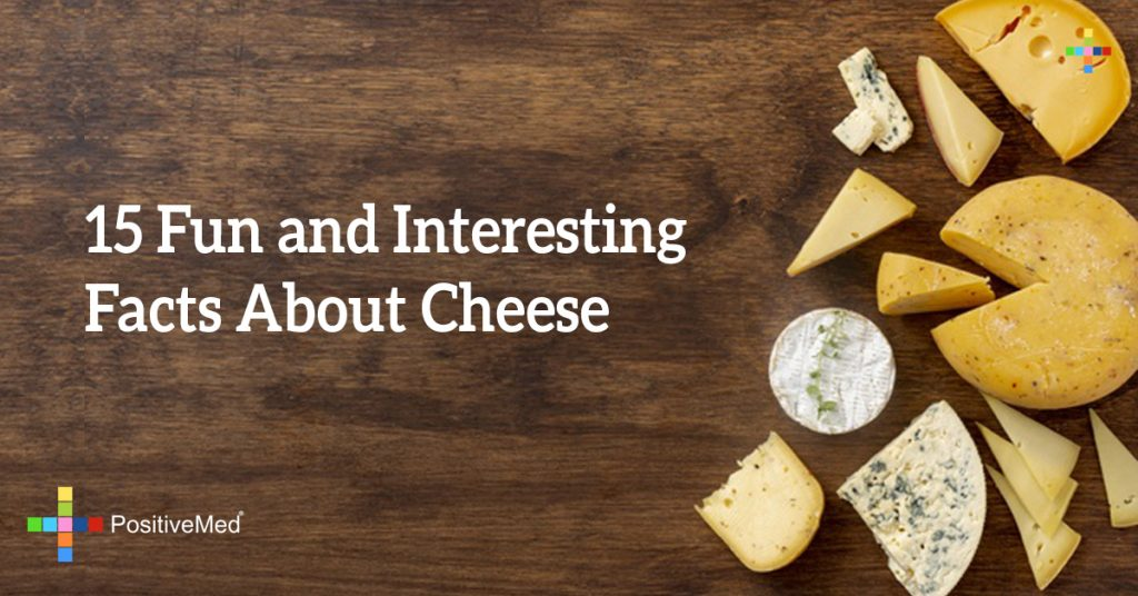 15 Fun and Interesting Facts about Cheese