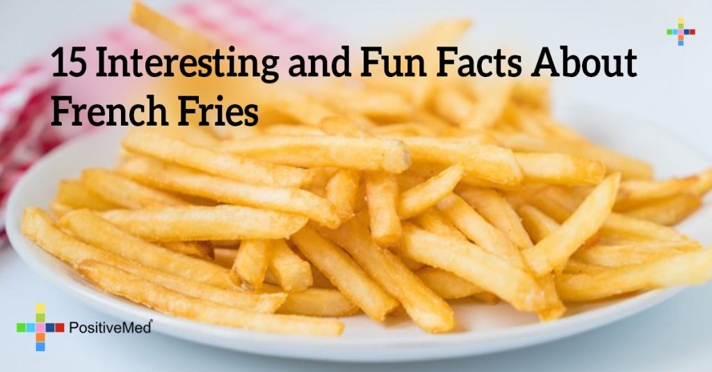 15 Interesting and Fun Facts about French Fries