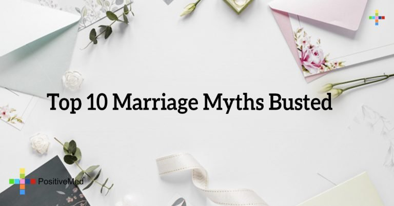 Top 10 Marriage Myths Busted
