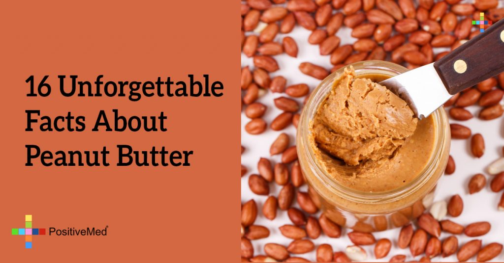 16 Unforgettable Facts about Peanut Butter