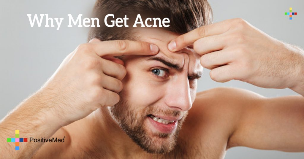 Why Men Get Acne