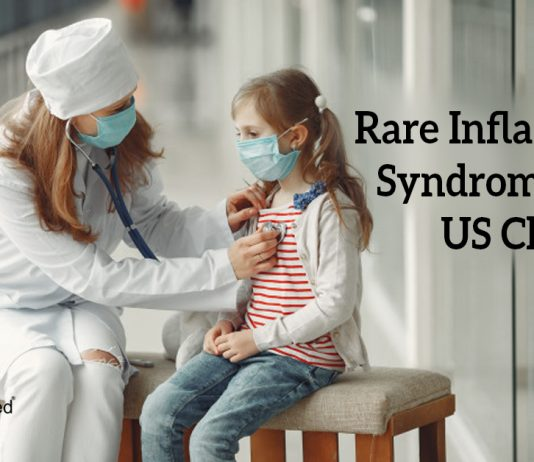 Rare Inflammatory Syndrome Seen in US Child With Covid-19
