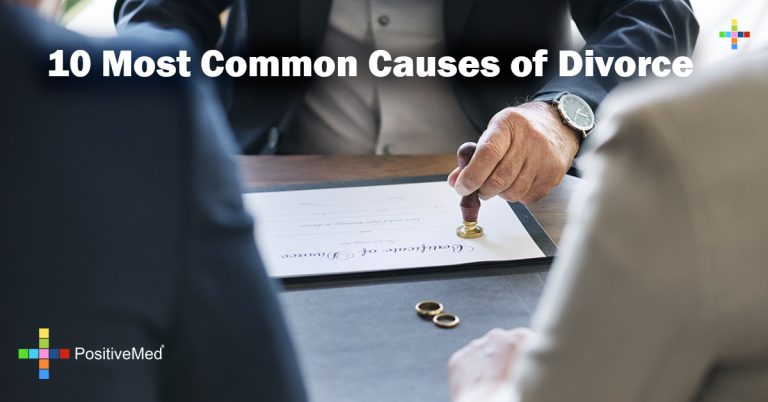 10 Most Common Causes of Divorce