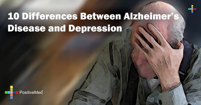 10 Differences Between Alzheimer's Disease and Depression