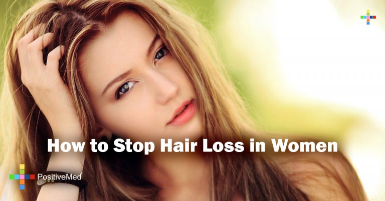 How to Stop Hair Loss in Women