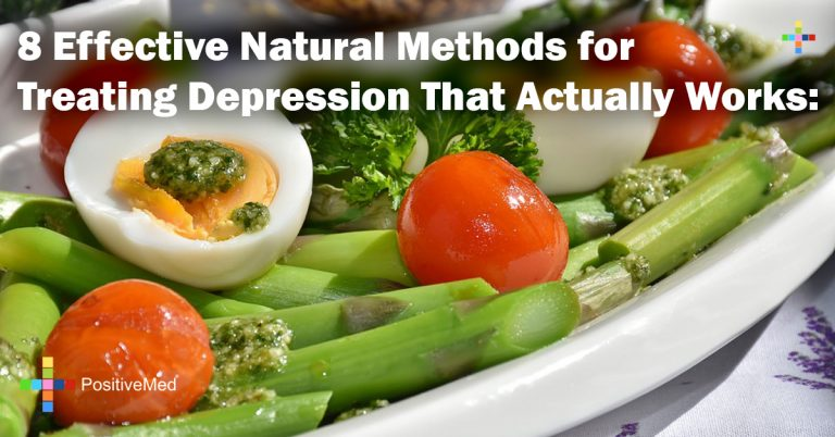 8 Effective Natural Methods for Treating Depression That Actually Works: