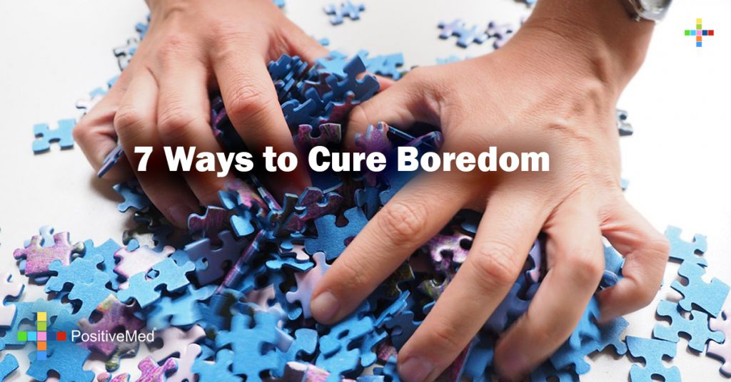 7 Ways to Cure Boredom