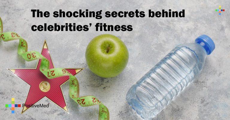 The shocking secrets behind celebrities' fitness