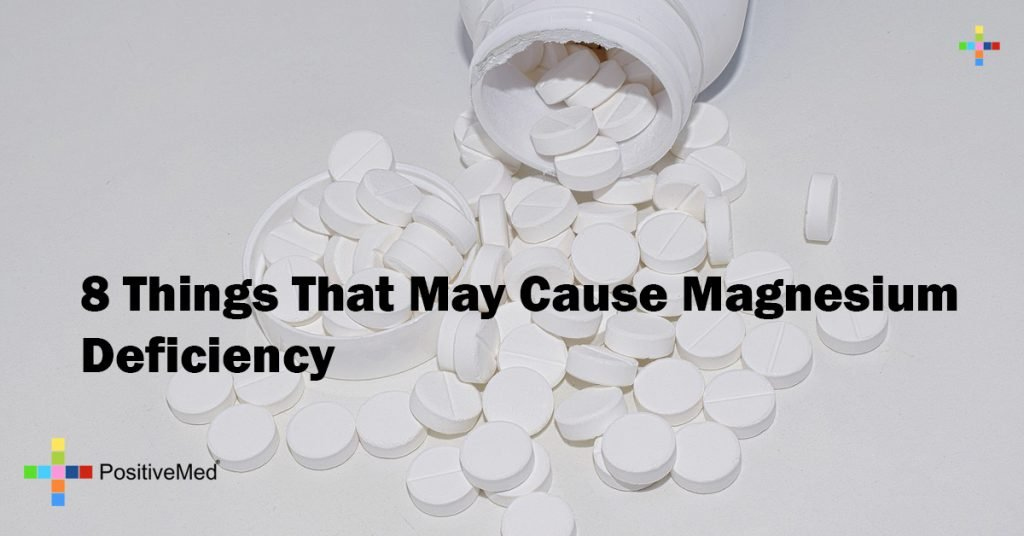 8 Things That May Cause Magnesium Deficiency