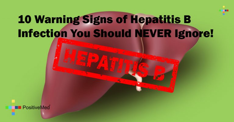 10 Warning Signs of Hepatitis B Infection You Should NEVER Ignore!