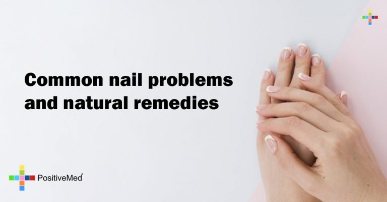 Common nail problems and natural remedies