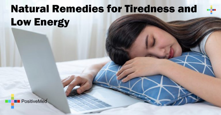Natural Remedies for Tiredness and Low Energy