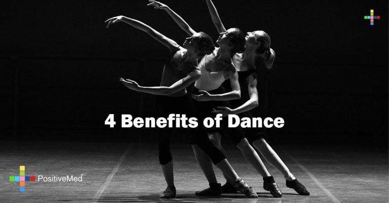 4 Benefits of Dance