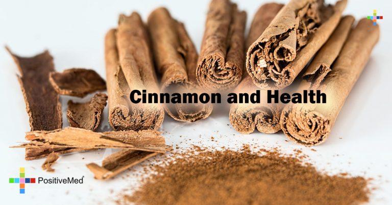 Cinnamon and Health