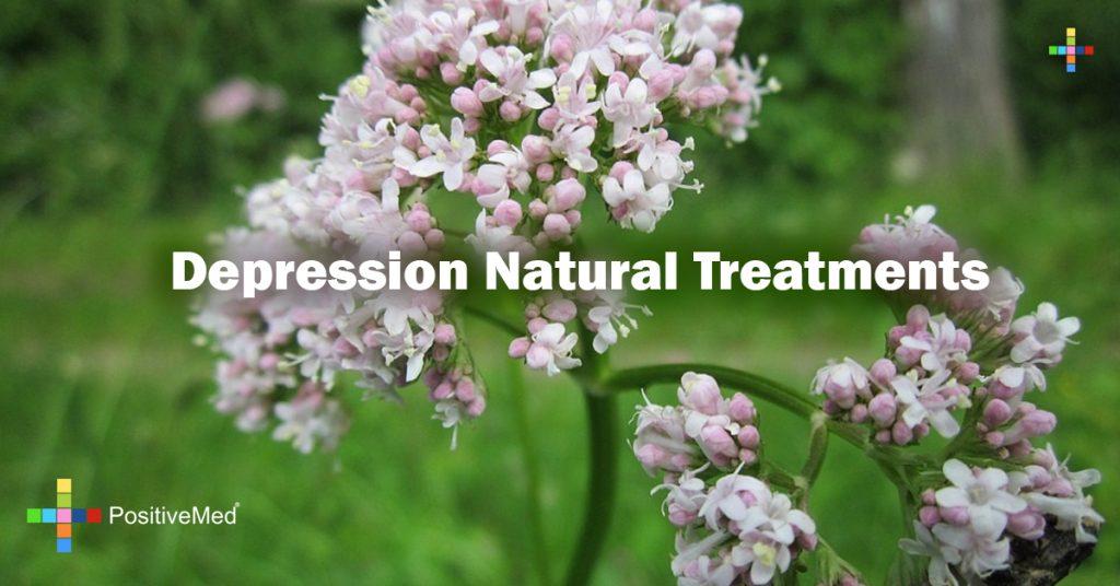 Depression Natural Treatments