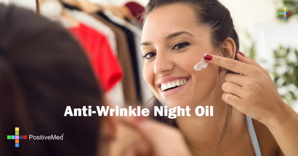 Anti-Wrinkle Night Oil