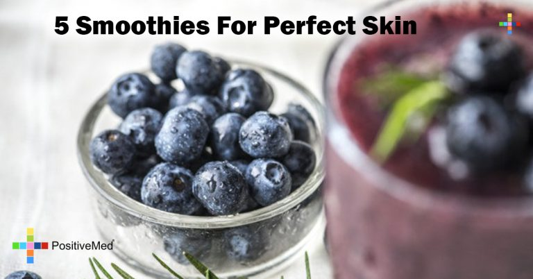 5 Smoothies For Perfect Skin