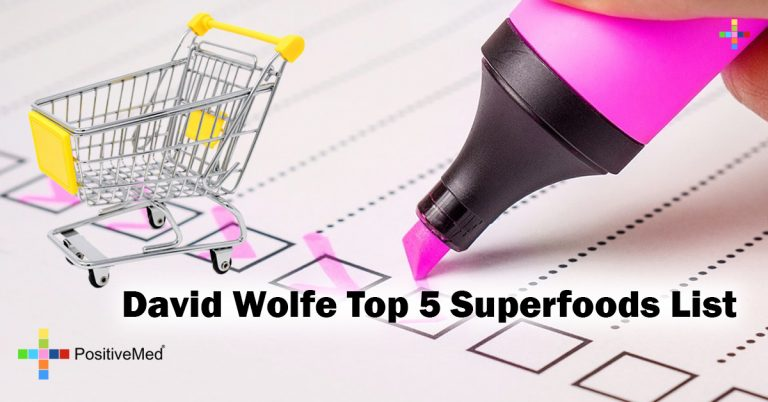 David Wolfe Top 5 Superfoods List