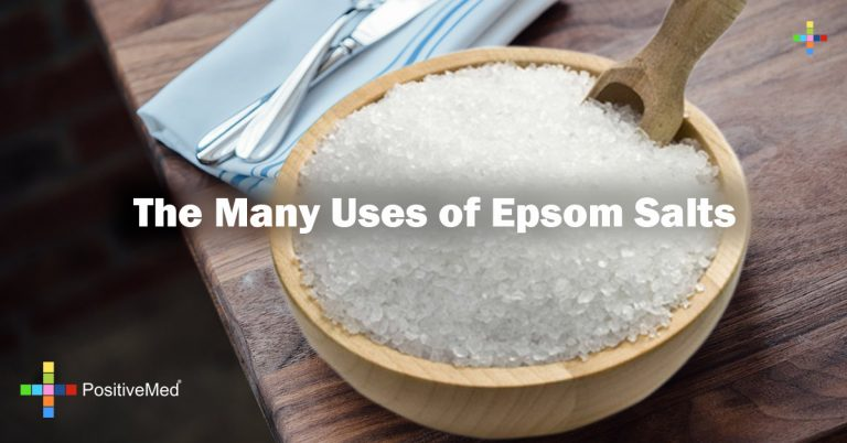 The Many Uses of Epsom Salts