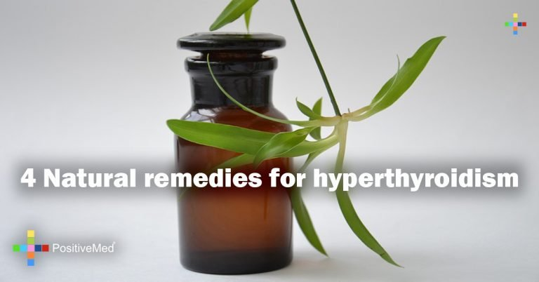 4 Natural remedies for hyperthyroidism
