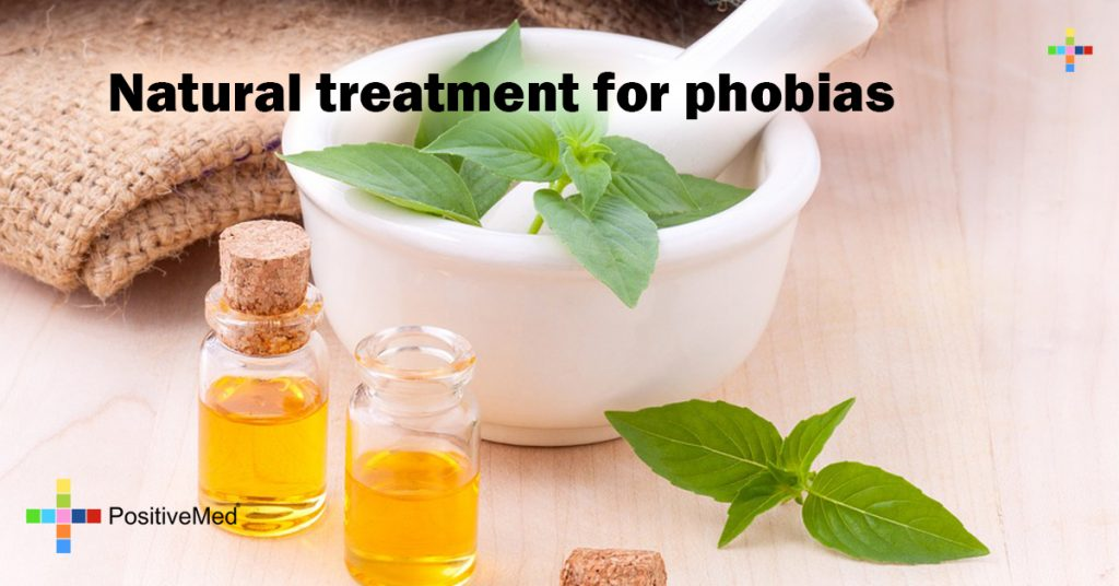 Natural treatment for phobias