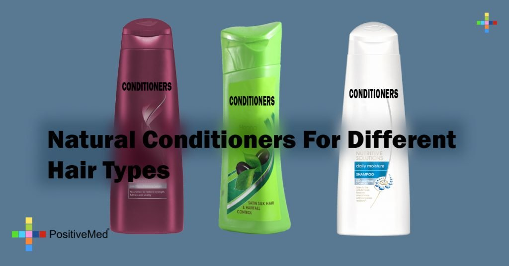 Natural Conditioners For Different Hair Types